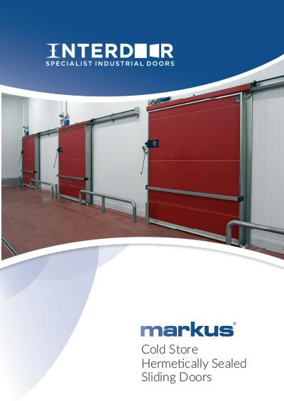 Cold Store Doors brochure