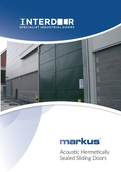 Markus Acoustic Sliding Doors