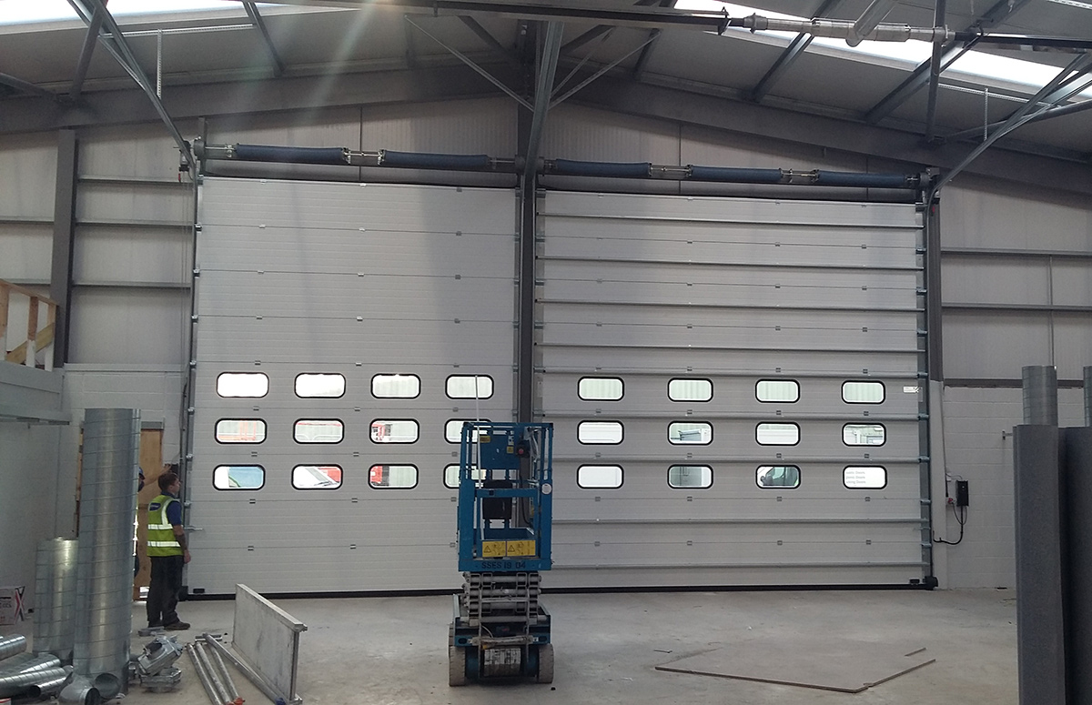 Insulated & Glazed Doors