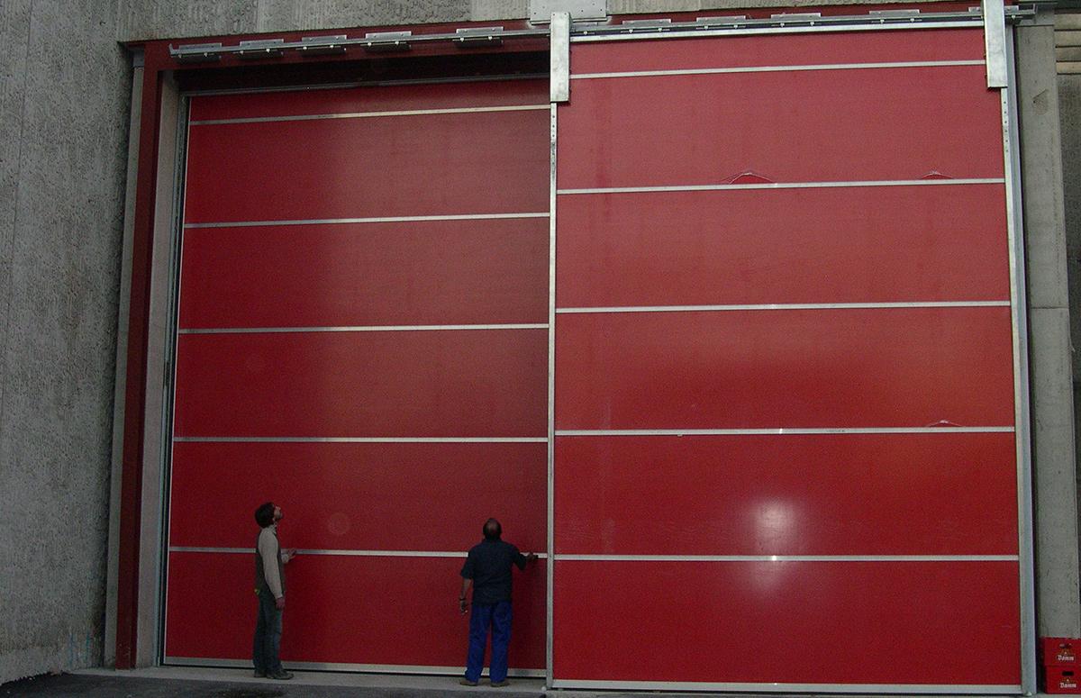 Acoustic Doors