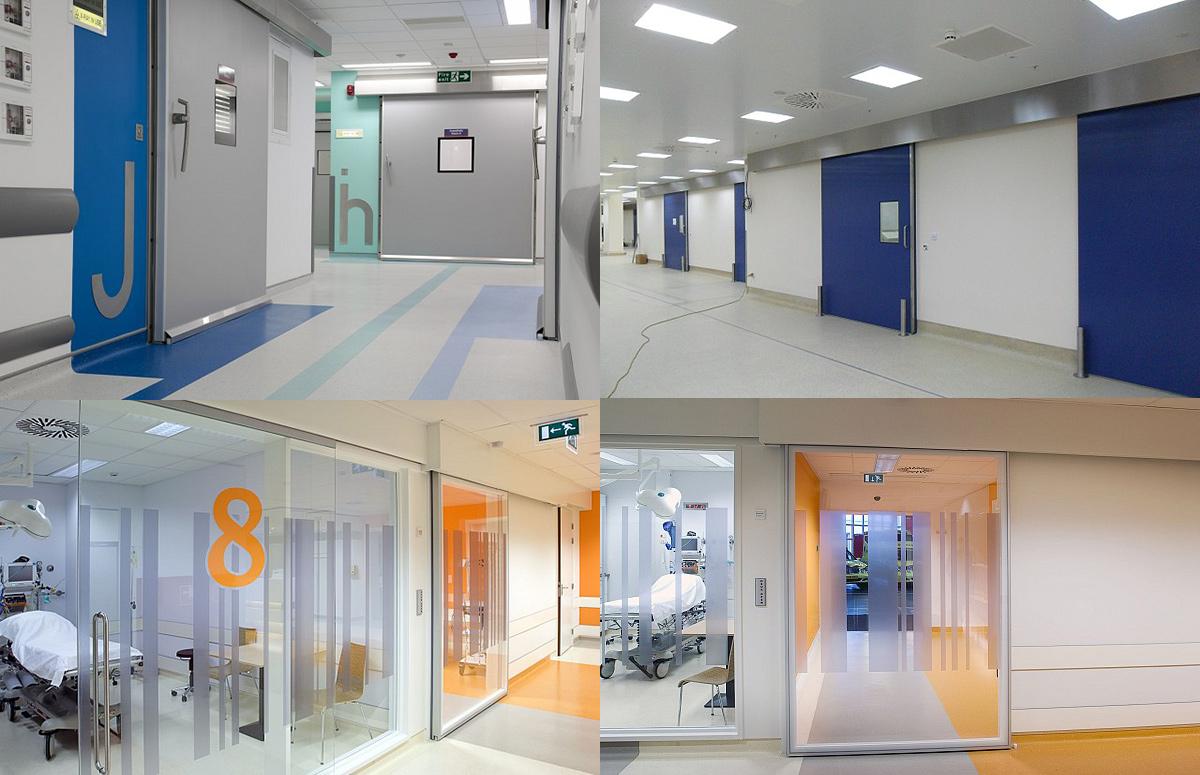 Hygienic Doors