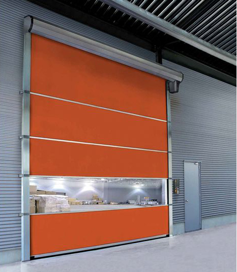 Vertical Rapid Roll Doors